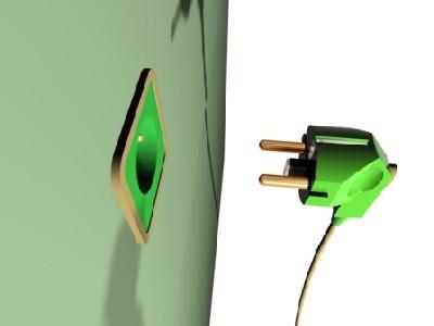 La prise électrique est l'un des 4 projets présentés par l'équipe de DUAL DESIGN